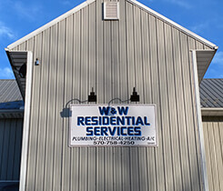 W & W Residential Services Visit Our Office